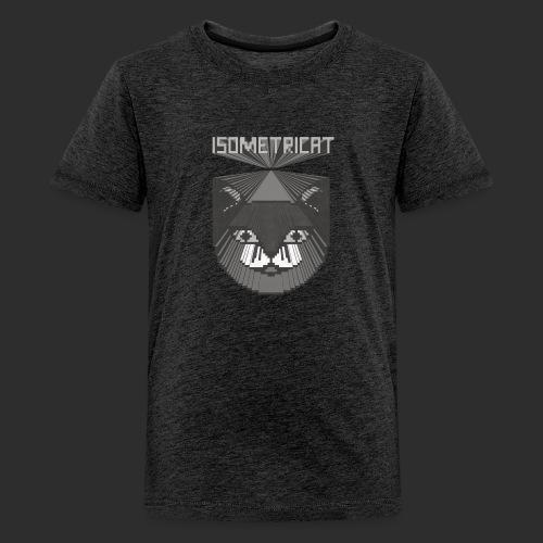 isometricat - Teenager Premium T-Shirt