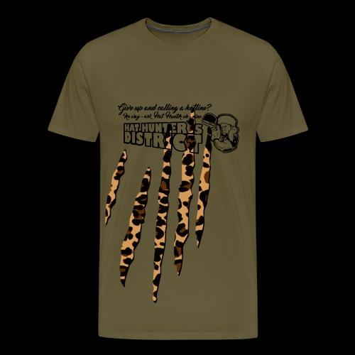 Bodega meets HatHunter - Männer Premium T-Shirt