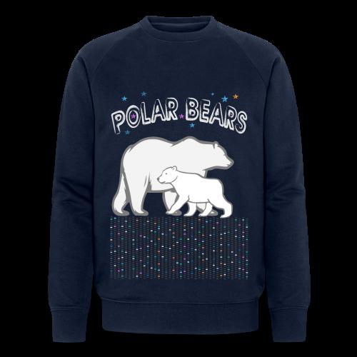 POLAR BEARS - Männer Bio-Sweatshirt von Stanley & Stella