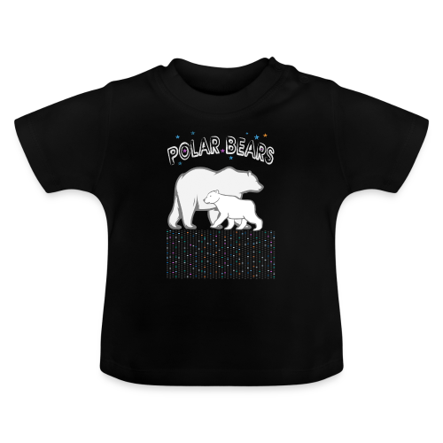 POLAR BEARS - Baby T-Shirt