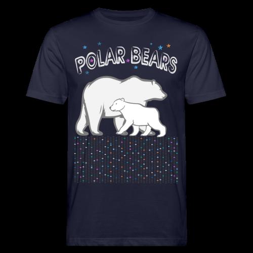 POLAR BEARS - Männer Bio-T-Shirt