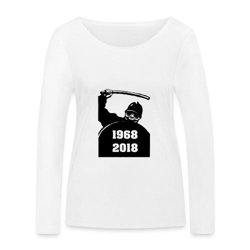 1968 - 2018 - T-shirt manches longues bio Stanley & Stella Femme