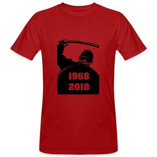 1968 - 2018 - T-shirt bio Homme
