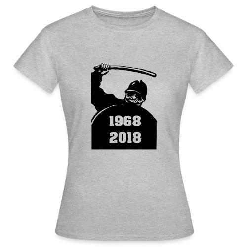 1968 - 2018 - T-shirt Femme
