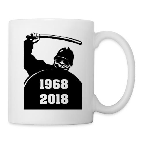 1968 - 2018 - Mug blanc