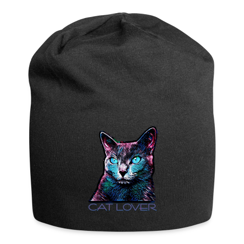 CAT LOVER MULTICOLOR - Jersey-Beanie