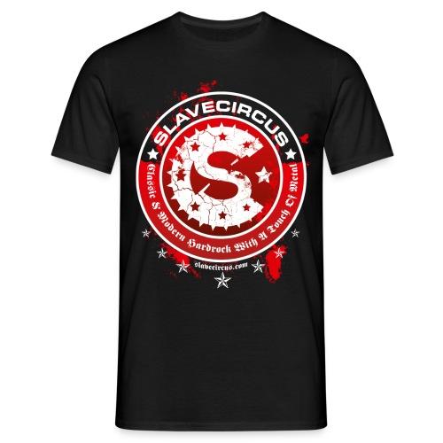 Slavecircus D3 - Männer T-Shirt