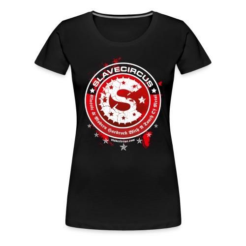 Slavecircus D3 - Frauen Premium T-Shirt