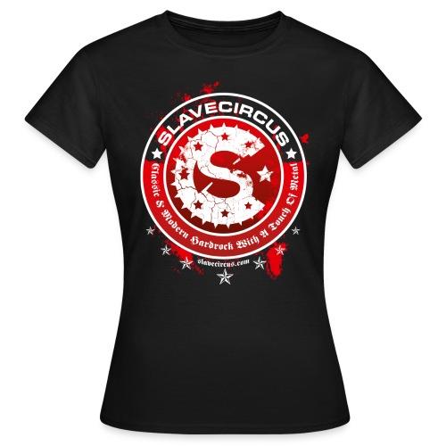 Slavecircus D3 - Frauen T-Shirt