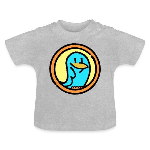 BlueLittleBird Vogel - Baby T-Shirt