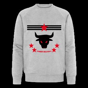 PROHIBITS BULLFIGHTS - Männer Bio-Sweatshirt von Stanley & Stella