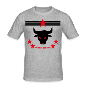 PROHIBITS BULLFIGHTS - Männer Slim Fit T-Shirt