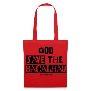 God Save the Bacalhau - Stoffbeutel