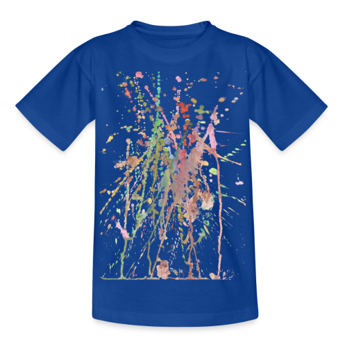 AQUARELLSPRITZER - TEENS - Teenager T-Shirt