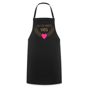 All you need is veg - Kochschürze