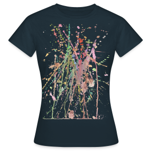 AQUARELLSPRITZER - Frauen T-Shirt
