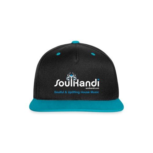 Soul Kandi Snapback Baseball Cap - Contrast Snapback Cap