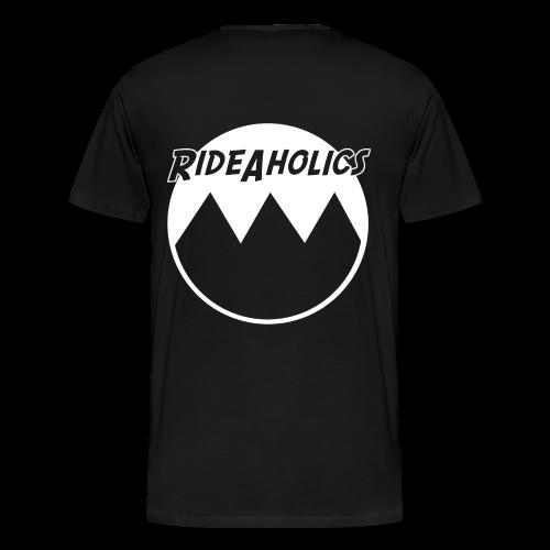 Rideaholics T-Shirt - Männer Premium T-Shirt