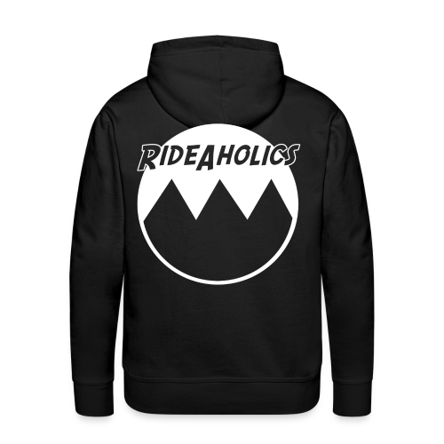 Rideaholics Hoodie - Männer Premium Hoodie