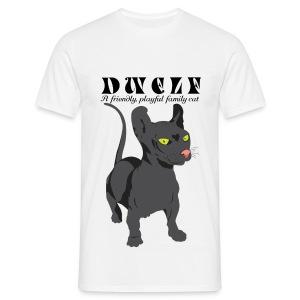 Dwelf Rotukissa T-paita - Miesten t-paita