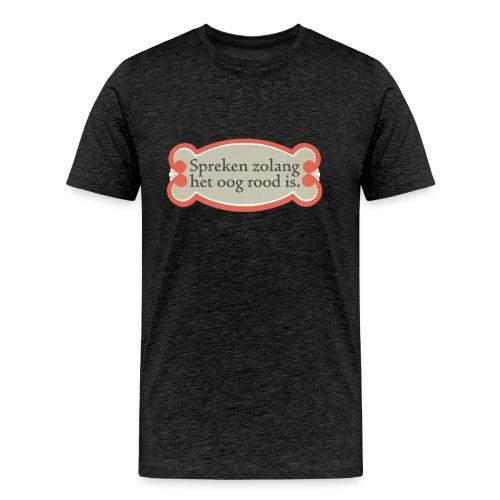 Rode ogen (M) - Mannen Premium T-shirt