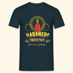 Cooles Chili Shirt Design Habanero Smoothie