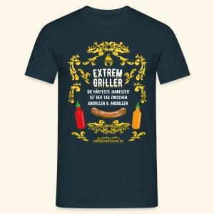 Cooles Vintage Grillshirt-Design Extremgriller