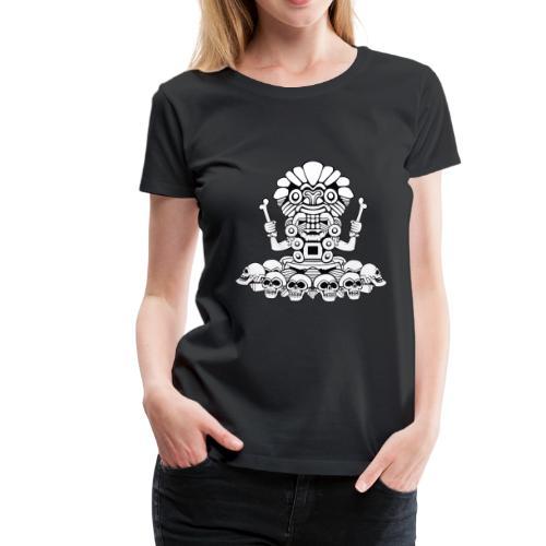 Muertos (V) - Vrouwen Premium T-shirt