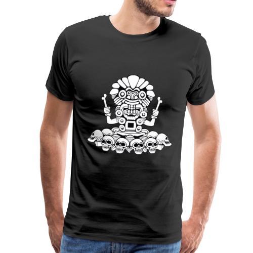 Muertos (M) - Mannen Premium T-shirt