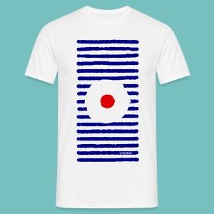 T-shirt Homme 'Marinière A - T-shirt Homme