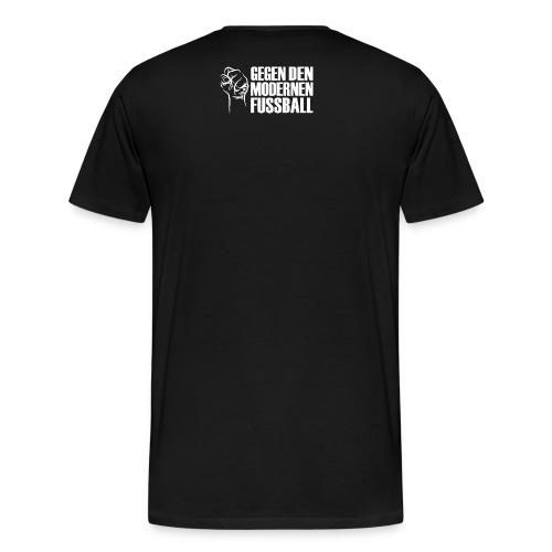 Against modern football! - Männer Premium T-Shirt