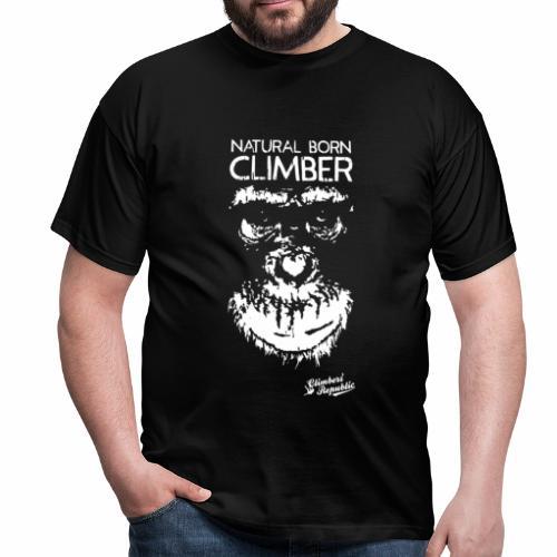 Natural Born Climber - T-shirt Homme