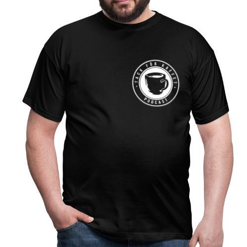 Svartsvart t-shirt (herr) - T-shirt herr