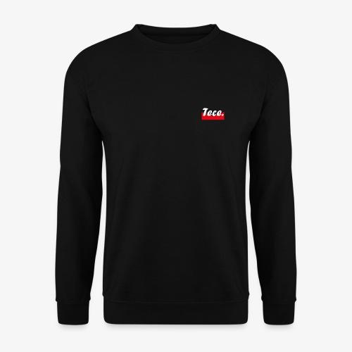 Tece red logo Sweater - Männer Pullover