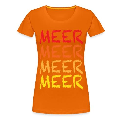 Helga 3 - Frauen Premium T-Shirt