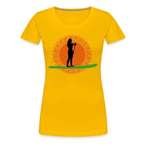 Helga 9 - Frauen Premium T-Shirt