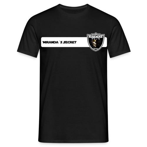 NRR Teamshirt Mirandas´s Secret - Männer T-Shirt