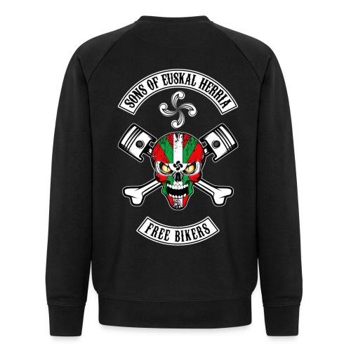 Basques Free Bikers - Sweat-shirt bio Stanley & Stella Homme