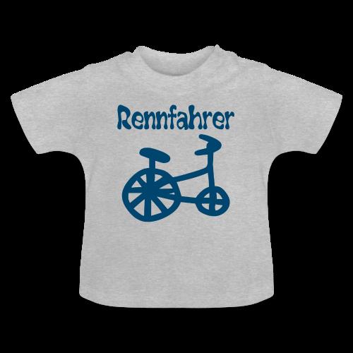 RENNFAHRER DREIRAD - Baby T-Shirt