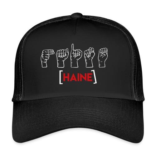 HAINE - Trucker Cap