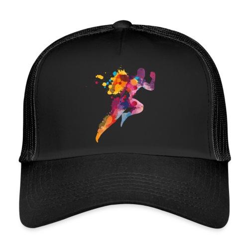 Running - Trucker Cap