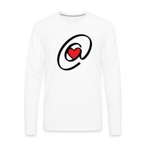 T-Shirt longues manches Homme  Arolove - T-shirt manches longues Premium Homme