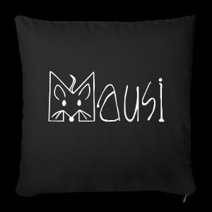 MAUSI MAUS - Sofakissenbezug 44 x 44 cm