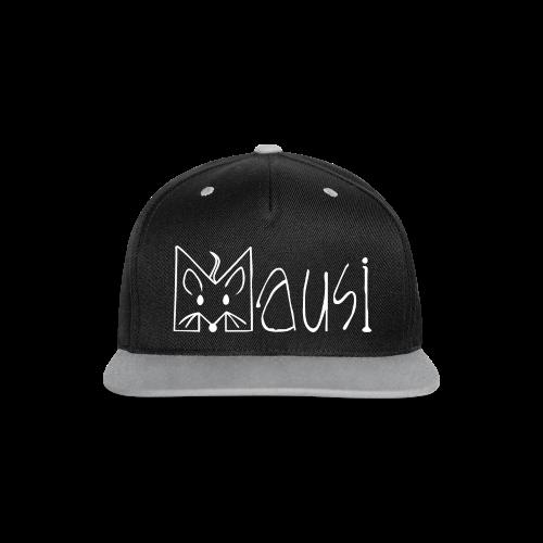 MAUSI MAUS - Kontrast Snapback Cap