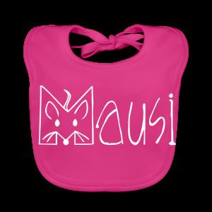 MAUSI MAUS - Baby Bio-Lätzchen