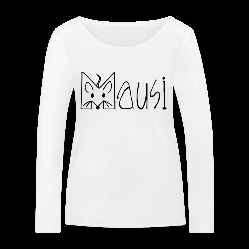 MAUSI MAUS - Frauen Bio-Langarmshirt von Stanley & Stella