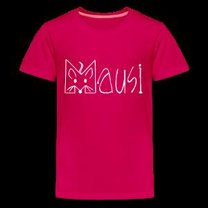 MAUSI MAUS - Teenager Premium T-Shirt