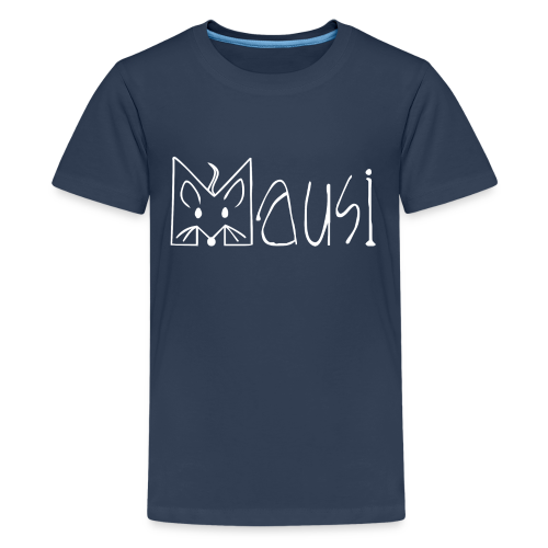 MAUSI MAUS - Teenager Premium T-Shirt