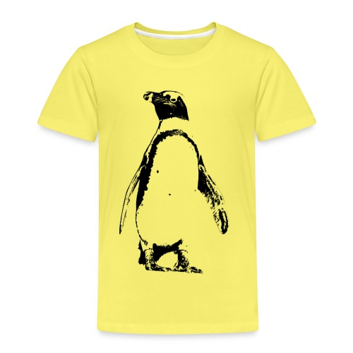 African Penguin Black - Kids' Premium T-Shirt