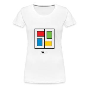 T-shirt Premium Femme 69 - T-shirt Premium Femme